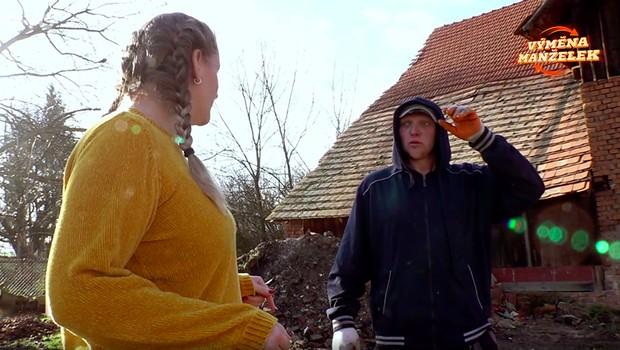 Co jste v TV neviděli: Kateřina se v náhradní rodině vyděsila k smrti!