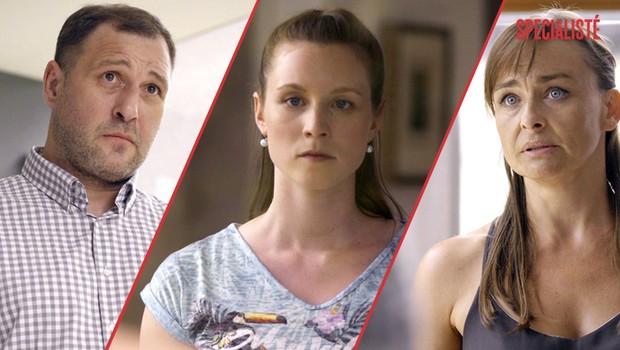 Helena Hradecká z Ordinace lhala své dceři o jejím otci. Toho pak někdo zavraždil! VIDEO
