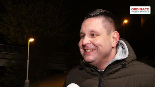 Michal Novotný prozradil: Vrátí se Darek do Ordinace?